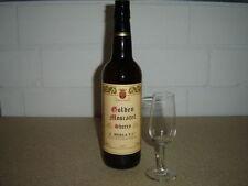 6 x Sherry Golden Moscatel J. Morla Jerez Casco de la Cruz 170 g RZ Spanien NEU