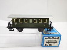 eso-18009Märklin 4040 H0 Personenwagen mit Gebrauchsspuren,