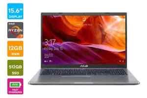 """ASUS D509DA-EJ355R Ryzen 7-3700U 12GB DDR4 512Gb SSD Vega10 15.6"""" FHD 60HZ Win10"""
