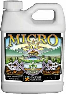 Humboldt Nutrients Micro 32 Oz