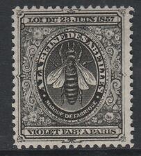 France (2245) - 1857 Honey label insc A La Reine des Abeilles ex BW archives