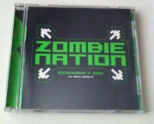 Zombie nation  -   Kernkraft 400. CD  Maxi-Single, Misprint, US.