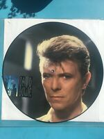 DAVID BOWIE Loving The Alien 1985 UK ORG 12EAP195B, PICTURE DISC
