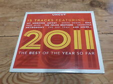 VARIOUS -  THE BEST OF THE YEAR SO FAR 2011 - UNCUT!!!!!!! RARE CD PROMO