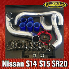 FRONT MOUNT INTERCOOLER PIPING PIPE KIT Nissan Silvia S14 S15 FMIC TURBO SR20