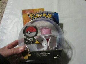 TOMY Pokemon 2017 DITTO and Pop-open Poke Ball Figure Set NEW