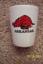 Arkansas Razorback Souvenir Shot Glass