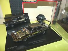 Dodge Charger Daytona Millenium Edition Chrome Universal Hobbies 1 43