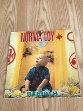 Norma Loy – Rebirth Label Eurobond Records Album LP 33T 1990