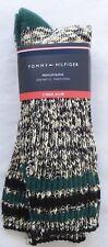 Tommy Hilfiger 2 Pack Heavy Socks Warm Size 7-12 Cotton Blend Winter Socks