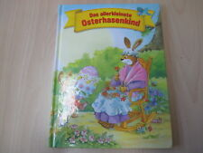 Christine Rettl - DAS ALLERKLEINSTE OSTERHASENKIND - Breitschopf - HC