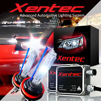 Xentec Xenon Light 35W 55W HID Kit 9006 H16 H11 H4 For 2001-2015 Toyota Prius