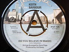 "Keith Barbour -? crees en la magia 7"" Vinilo"