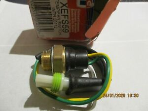 XEFS59 New Electric Fan Switch FITS: Renault 21 1986 on