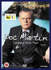 DOC MARTIN COMPLETE SERIES 4  BRAND NEW & SEALED BOXSET