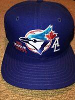 VINTAGE TORONTO BLUE JAYS 1993 AL CHAMPS NEW ERA SNAPBACK MLB CAP HAT NEW