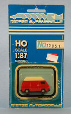RIETZE Mitsubishi L300 High-Roof Van (Red) 1/87 HO Scale Plastic Model NEW!