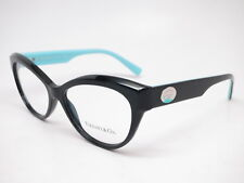 fa801803189 New ListingTiffany   Co TF 2176 8001 Black   Blue Eyeglasses 51mm Rx-able  TF2176