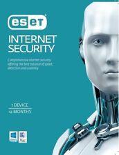 ESET Internet Security 1 Device 1 Year ESD Key