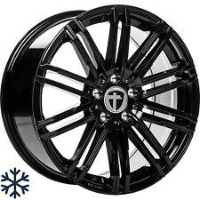 4x Tomason tn18 8x18 5x120 et50 65,1 Black Painted vw t5 t6 Amarok Touareg 7 L