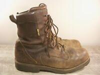 Danner 13900 Men's Granite Steel Toe Gore-Tex Waterproof Leather Boots Size 10.5