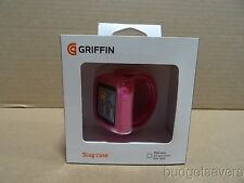 NEW Griffin PINK Slap Case Watch Wristband for iPod Nano 6G (8GB/16GB) RE02197