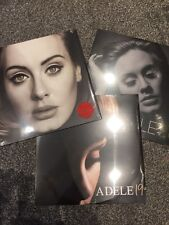 Adele  - 19 / 21 / 25 - All 3 Vinyl LP's - BRAND NEW & SEALED