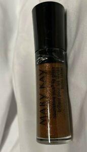 MARY KAY Nourishine Plus Lip Gloss Rich Spice Color # 1T15