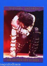 MICHAEL JACKSON - Panini 1996 - CARD - Figurina-Sticker n. 79