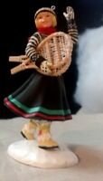 American Girl Doll 1854 Kristen Christmas Ornament with Box Hallmark Keepsake