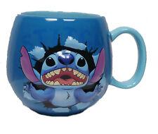 Disney Kaffeetasse Tasse Mug Pott Kaffee Tee Lilo & Stitch Stitch Bauchtasse