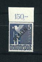 Luxus Berlin Mi-Nr. 20 P OR ndgz - Oberrand - Schlegel BPP - Mi. 400,-