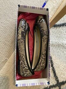 French Sole Pumps Size 38