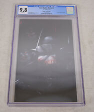 Dark Nights Metal 2 DC Francesco Mattina Virgin Variant CGC 9.8 Batman Joker