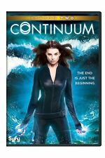 Continuum:  Second Season 2 Two New