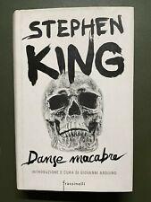 DANSE MACABRE - KING - FRASSINELLI IED NOV. 2016 - MAI APERTO