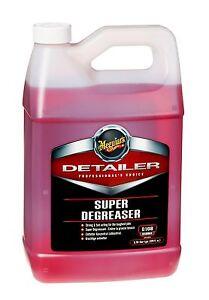 Meguiars Super Degreaser - ENTFETTER KONZENTRAT (SILIKONFREI) D10801