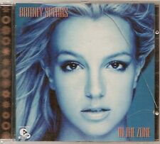 CD ALBUM 14 TITRES--BRITNEY SPEARS--IN THE ZONE--2003