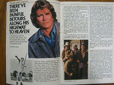 1985 TV Guide(HIGHWAY TO HEAVEN/LINDA HAMILTON/CHERLY LADD/DARLY HALL/JOHN OATES