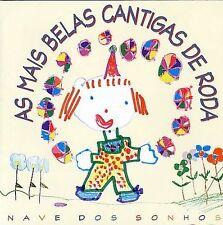 Nave Dos Sonhos : As Mais Belas Cantigas De Roda CD
