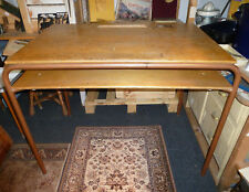 Alter Schultisch / Schreibtisch ca. 70iger Jahre