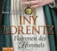 INY LORENTZ - FLAMMEN DES HIMMELS 6 CD NEW