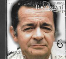 CD album: Compilation: Serge Reggiani. A. 6 . Polydor . W