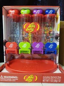 Jelly Belly Bean Dispenser NEW! W/ FREE SAMPLE BAG