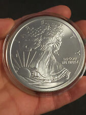5 oz Silber Eagle Walking Liberty Lady Silbermünze Silbermedaille AG Bullion