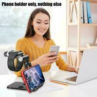 3-in-1 Phone Holder Wall Mount Stands For Wacth Tablet Watch Stand V9R9