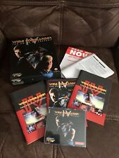 1995 PC Game - WING COMMANDER IV The Price of Freedom - Vintage Retro Big Box