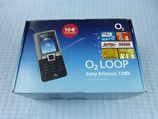 Sony Ericsson T280i Schwarz! Ohne Simlock! TOP ZUSTAND! OVP! Imei gleich!