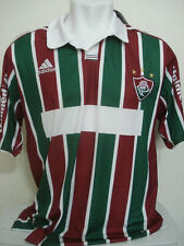FLUMINENSE SHIRT PROTOTYPE UNSPONSORED RARE BRAZIL FOOTBALL SOCCER TRIKOT JERSEY