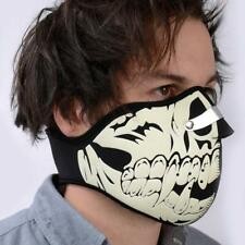 Oxford Glow cráneo máscara Universal Neopreno Mascarilla Anti Térmica Máscara